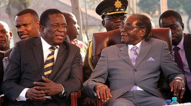 Emmerson Mnangagwa and Robert Mugabe: Lords of the troublesome tokoloshes –  Nehanda Radio