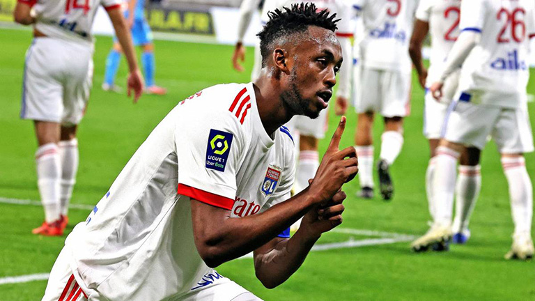 Tino Kadewere reveals his Lyon dream after slaying Neymar's PSG – Nehanda  Radio