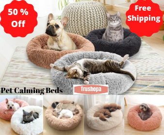 Pet Calming Bed 328×280