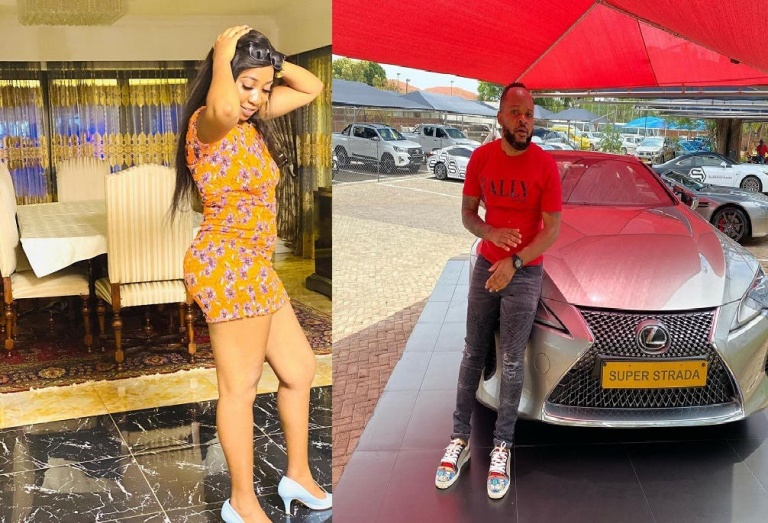 Fally Ipupa Jnr exposes Nellia Kadungure for cheating on him